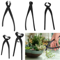 Professional Grade Manganese Steel Alloy Concave Root Cutters Bonsai Tools JS