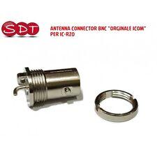 ANTENNA CONNECTOR (6510024470) BNC ORIGINAL ICOM SUITABLE FOR IC-R20