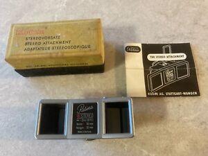 Vintage KODAK Retina Stereo attachment