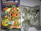 Takara Transformers Act 3  CLEAR RAIDEN & CHASE PIECE HEAD & SWORD TO FORT MAX