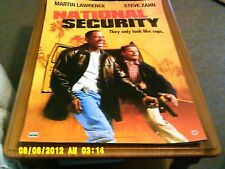 National Security (Steve Zahn, Martin Lawrence) Movie Poster A2