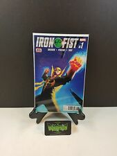 Iron Fist (2017) Standard Cover NM Marvel Comics Netflix Power Man Avengers