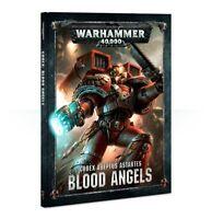Warhammer 40k Blood Angels Codex 8th Ed NIB