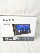 "Sony - 6.2"" - Apple® CarPlay- Built-in Bluetooth - In-Dash Digital Media Re..."