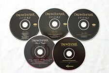 Dream Theater 5 CD LOT SCORE Train of Thought Metropolis Pt 2 scenes From Memory