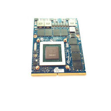 GTX980M Graphics GPU Card N16E-GX-A1 8GB GDDR5 For Alienware Clevo MSI HP Dell