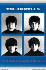 THE BEATLES - A HARD DAY'S NIGHT POSTER (57X87CM) NEW WALL ART