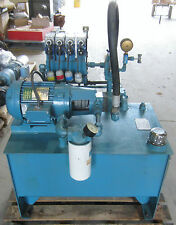 Weinman Pump & Supply Co. T20 V10 T20V10 Pumping Station Used T/O