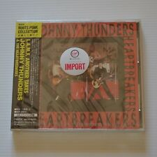 Johnny THUNDERS HEARTBREAKERS - L.A.M.F. Another takes -1992 CD JAPAN NEW SEALED
