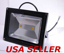 Lot of 2 - 110V AC 30W ( 15W x 2 )  White LED FloodLight WashLight Wash Light