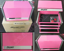 New Snap On Rare Pink Mini Top Chest Tool Box Mother's Day Limited Ed KMC923APTP
