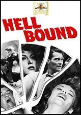 HELL BOUND - 1957 DVD - John Russell, Stuart Whitman, June Blair, Margo Woode