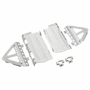 Devol Extreme Radiator Guards for Honda Off-Road Motorcycles