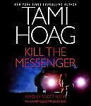 New & Sealed Kill the Messenger by Tami Hoag Audio Book 5 CDS