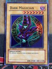 Yugioh Dark Magician SYE-001 Super Rare 1st Edition LP