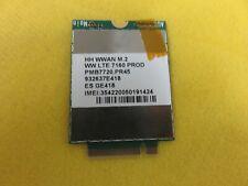 Intel Wwan m.2 Ww Lte 7160 Prod Lte Pcie M.2 Module