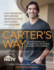 "HGTV Book: ""Carter's Way"" A No-Nonsense Method Designing"