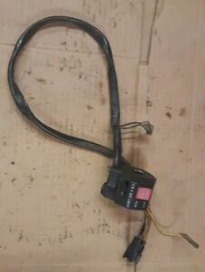 1994 Suzuki RF 600 R / 900 ( GN76A ) >>> right hand O/S switches