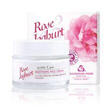 Rose Yoghurt Soothing Face Cream Tone&Moisturize&Elasticity Skin  50ml