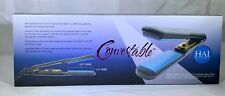 "HAI Beauty Concepts Classic Convertable 1.25""  Flat Iron Hair Straightener"
