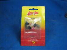 New listing Vintage Lazy Ike Pack of 3 Flies Original Package Black Gnat