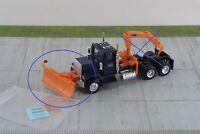 Roco Snow Plow for Trucks Building Kit - Unbuilt 1:87 HO Scale
