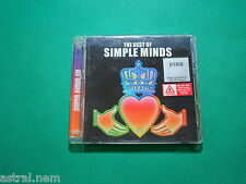 SACD SIMPLE MINDS The Best Of Simple Minds HYBRID SACD DSD REMASTERED Stereo CD