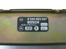 Mercedes Motorsteuergerät Bosch 0280002007 116 /107/ sl 350 d-jetronic