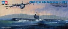 HBB83515 - * Hobbyboss 1:350 - PLAN Type 033 Submarine & SH-5