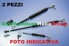 2x PISTONE GAS PORTELLONE POSTERIORE 300 N PEUGEOT 205 I 1 II 2 HATCHBACK