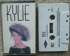 Kylie Minogue - Kylie  - CASSETTE TAPE RARE and HARD TO FIND