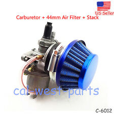 Carburetor Carb Air Filter w/ Stack 49cc  47cc Mini Moto ATV Dirt pocket bike