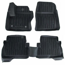 Genuine OEM Ford Escape Floor Liners Tray Style 4pc HJ5Z-7813300-AA