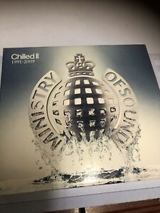 MINISTRY OF SOUND - CHILLED 11 (2) 1991-2009 (3X CD'S)