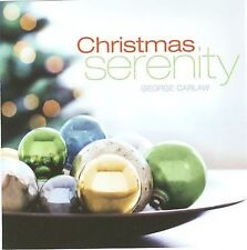 Christmas Serenity CD George Carlaw Album Holiday