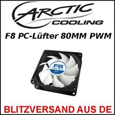 [Arctic Cooling™] F8 80mm PWM Gehäuse-Lüfter/Fan → 8cm Case Kühler PC