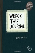 Wreck This Journal (Black) Expanded Ed. by Keri Smith : Paperback 0399161945