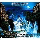 URIAH HEEP OFFICIAL BOOTLEG VOLUME 3 2 CD LIVE IN KAWASAKI 2010 BRAND NEW SEALED