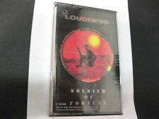 LOUDNESS-Soldier Of Fortune   NEW SEALED TAPE