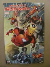 Invincible Iron Man #600 Marvel Comics 9.6 Near Mint+