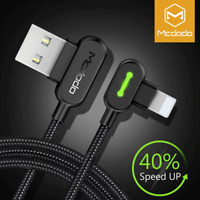 Mcdodo iPhone XS/MAX/XR/X/8/7/6S USB Lightning Cable Data  Charging Charger Cord