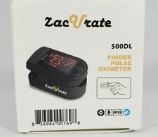 Zacurate Pro Series 500DL Fingertip Pulse Oximeter New Priority Shipped Sealed