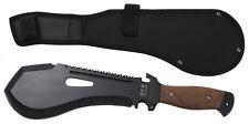 """MFH Machete """"Extrem"""" mit Nylonscheide & Holzgriff 39cm Buschmesser Messer"""
