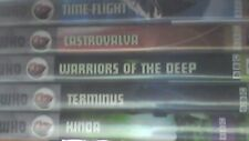Doctor Who - Peter Davison collection 5 DVDs Kinda Terminus Warriors Time Castro