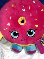 Moose Shopkins D'Lish Doughnut 2013 12 inch plush please see photos