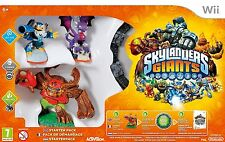 Skylanders Giants Starter Pack Nintendo Wii NOUVEAU & Scellé-sameday dispatch