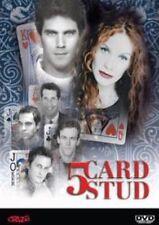 5 Card Stud - (2004 DVD) PAL All Regions BRAND NEW SEALED FREE POSTAGE