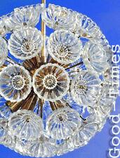 60er/70er ceiling lamp Leuchte Lampe Original  DDR Pusteblume  Sputnik Orbit