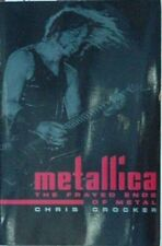 METALLICA, 1993 BOOK (THE FRAYED ENDS OF METAL