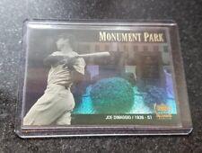 2000 Upper Deck Yankees Legends Baseball Monument Park #MP4 Joe DiMaggio Yankees